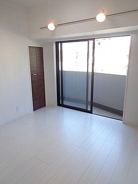 マンション(建物一部)-台東区入谷2丁目 居間