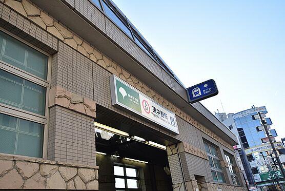 アパート-新宿区北新宿4丁目 都営大江戸線東中野駅まで、徒歩14分