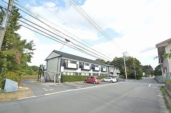 アパート-いなべ市大安町平塚 前面道路:南側公道約8.5mに約55.0接道