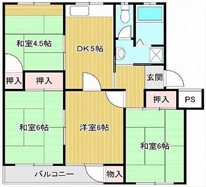 マンション(建物一部)-神戸市東灘区渦森台2丁目 部屋数が多く使い分け自由
