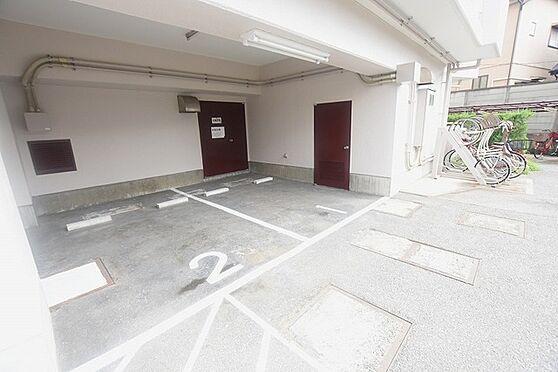 中古マンション-足立区西新井本町3丁目 駐車場