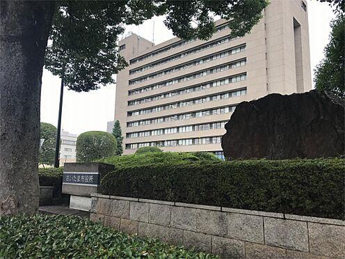 中古マンション-さいたま市中央区新中里1丁目 さいたま市役所(2007m)