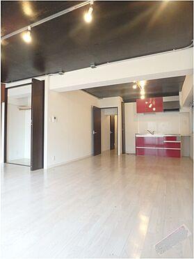 マンション(建物一部)-大阪市中央区谷町2丁目 居間