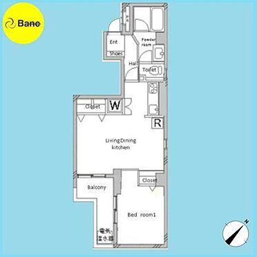 中古マンション-台東区竜泉3丁目 資料請求、ご内見ご希望の際はご連絡下さい。