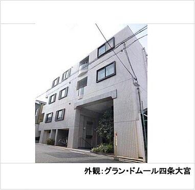 マンション(建物一部)-京都市中京区六角猪熊町 外観