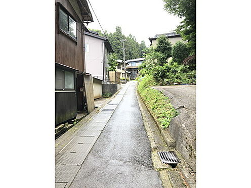 戸建賃貸-金沢市小坂町未 前面道路