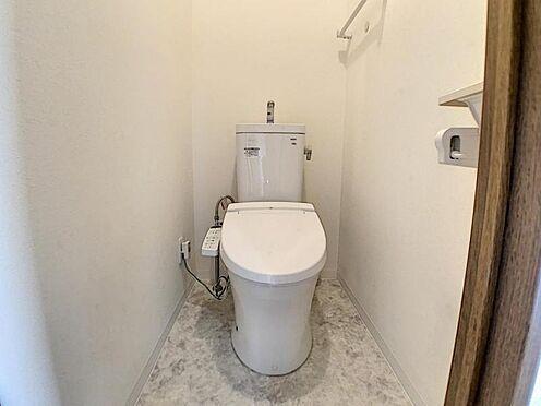 区分マンション-名古屋市南区豊2丁目 トイレ新規交換済!快適な洗浄機能付きです♪