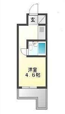 マンション(建物一部)-和歌山市三木町堀詰 間取り