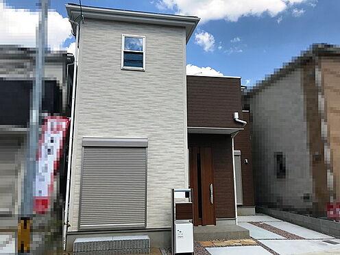 新築一戸建て-茨木市平田2丁目 外観