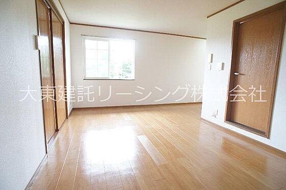 アパート-高萩市大字安良川 居間