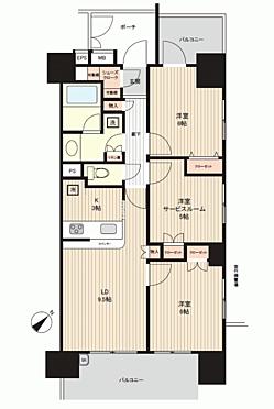 マンション(建物一部)-葛飾区四つ木2丁目 間取り