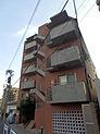 鉄筋コンクリート造の1棟売りマンション。満室賃貸中です。