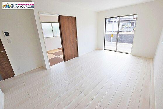新築一戸建て-仙台市太白区緑ケ丘3丁目 居間