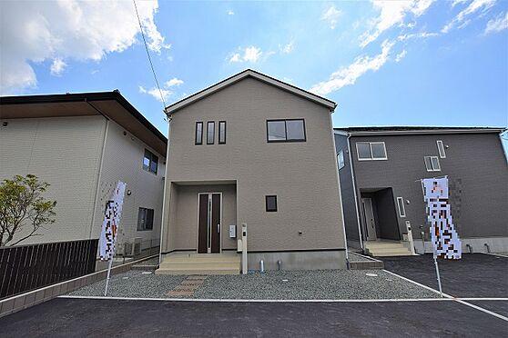 新築一戸建て-東松島市あおい1丁目 外観