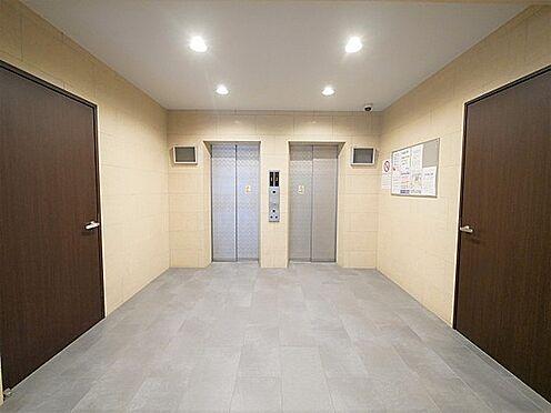 マンション(建物一部)-大阪市浪速区桜川2丁目 エレベーターには防犯カメラあり。