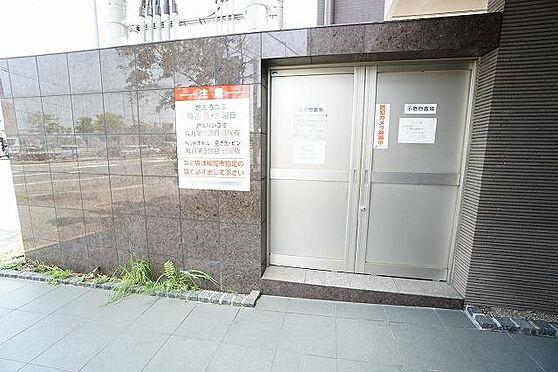 マンション(建物一部)-福岡市中央区長浜3丁目 ゴミ置き場