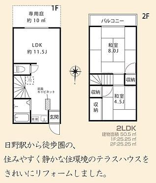 マンション(建物一部)-日野市大字日野 現在賃貸中オーナーチェンジ物件となっております。表面利回り11.11%となっております。