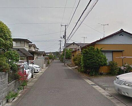 アパート-千葉市中央区浜野町 前面道路