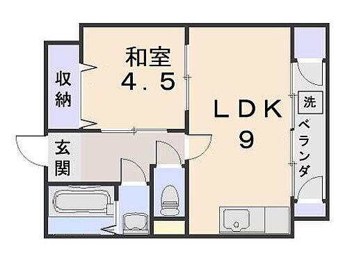 マンション(建物一部)-京都市左京区岡崎天王町 使い勝手の良い1LDK