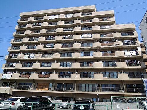 マンション(建物一部)-大阪市城東区成育5丁目 重厚感のある外観です