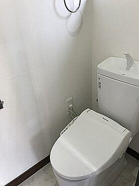 中古一戸建て-横浜市中区豆口台 トイレ