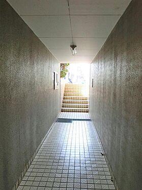 マンション(建物一部)-新宿区中落合3丁目 エントランス