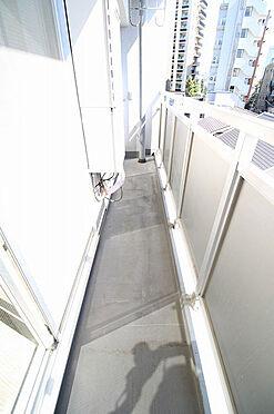 中古マンション-中野区弥生町5丁目 バルコニー