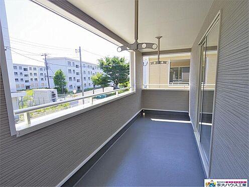 新築一戸建て-仙台市宮城野区鶴ケ谷6丁目 バルコニー