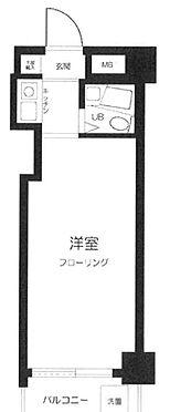 中古マンション-世田谷区東玉川1丁目 間取り