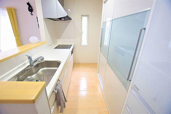 中古一戸建て-石巻市中里4丁目 キッチン