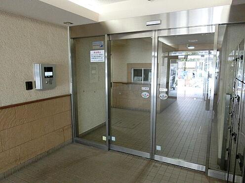 区分マンション-新宿区高田馬場1丁目 エントランス