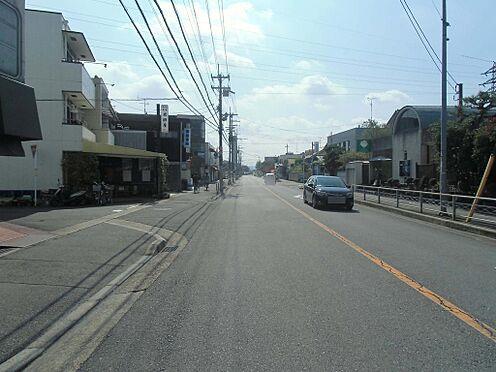 ビル(建物全部)-京都市伏見区桃山南大島町 前面道路