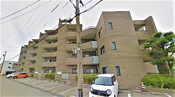区分マンション-金沢市入江 外観