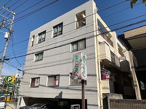 マンション(建物全部)-川崎市幸区下平間 外観