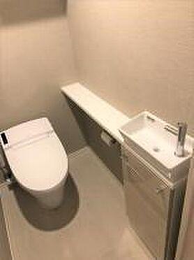 中古マンション-品川区東品川1丁目 トイレ