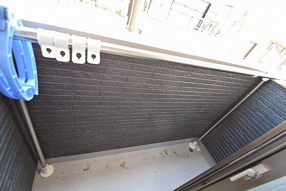 建物全部その他-江戸川区西瑞江3丁目 2018年4月撮影 所有者居住時 バルコニー