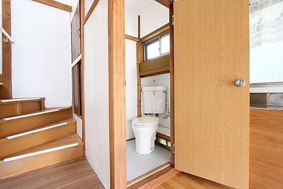 建物全部その他-葛飾区細田3丁目 葛飾区細田3丁目 中古戸建のトイレです。