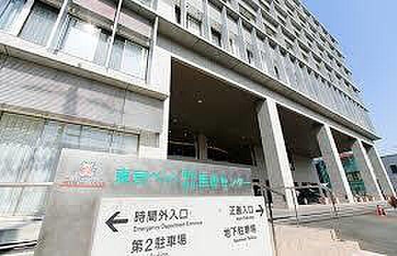 区分マンション-浦安市北栄2丁目 東京ベイ・浦安市川医療センター(389m)