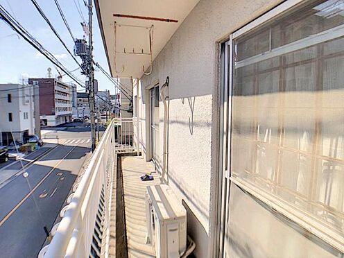 中古マンション-名古屋市天白区植田西1丁目 日当たり良好なバルコニー。
