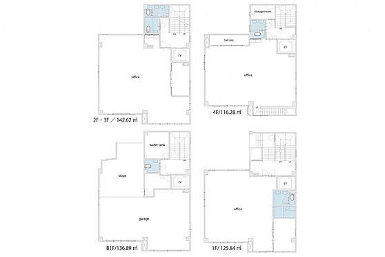 ビル(建物全部)-練馬区東大泉4丁目 間取り図