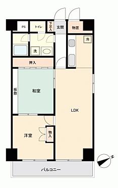 マンション(建物一部)-横須賀市ハイランド4丁目 間取り