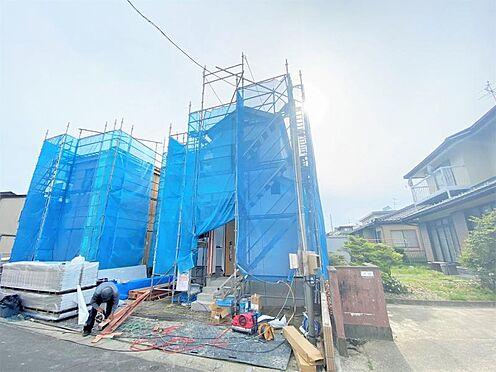 新築一戸建て-仙台市若林区上飯田4丁目 外観
