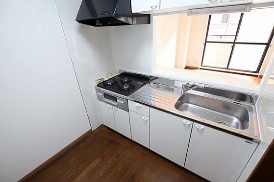 一棟マンション-ふじみ野市富士見台 キッチン