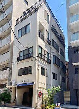 収益ビル-墨田区千歳3丁目 外観