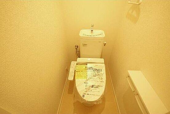 マンション(建物一部)-北九州市八幡東区白川町 トイレ