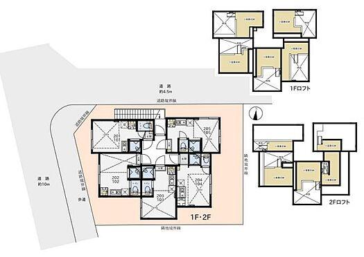 マンション(建物全部)-練馬区関町北4丁目 間取り