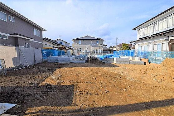 新築一戸建て-岩沼市本町 外観
