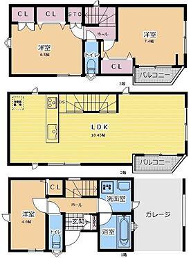 中古一戸建て-名古屋市千種区山添町2丁目 3LDK 建物面積87.75平米