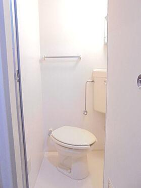 マンション(建物全部)-足立区梅田6丁目 トイレ