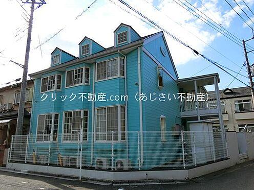 アパート-鶴ヶ島市脚折町2丁目 外観